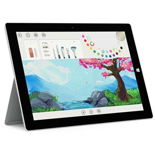 "10.8"" (27,40cm) Microsoft Surface 3 WiFi / Bluetooth V4.0 128GB schwarz"