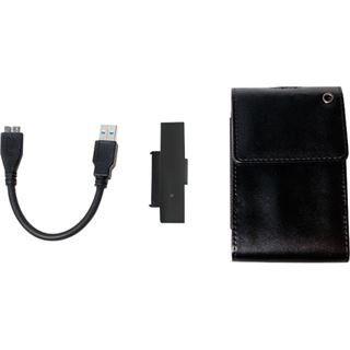 "LogiLink UA0235 2.5"" (6,35cm) USB 3.0 schwarz"