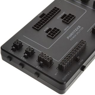 Phanteks Power Splitter für Dual Systeme