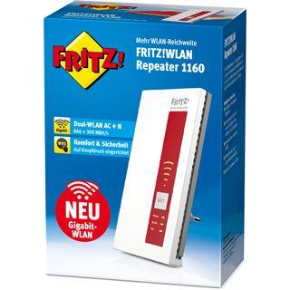 AVM FRITZ!WLAN Repeater 1160 WLAN Repeater (20002746)