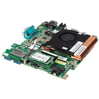 Shuttle XPC-NC1000BA N3205U/2GB/32GB SSD/HD/Windows 10 Home