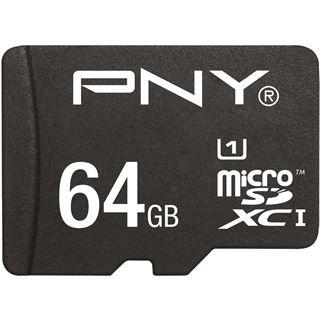 64 GB PNY Hi-Performance microSDXC Retail