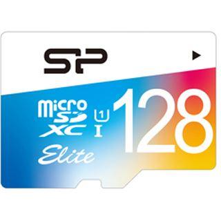 128 GB Silicon Power Elite microSDXC Class 10 U1 Retail inkl. Adapter auf SD