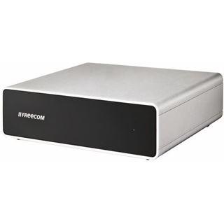 "8000GB Freecom Hard Drive Quattro 3.0 56356 3.5"" (8.9cm) eSATA / Firewire 800 / USB 3.0 silber"