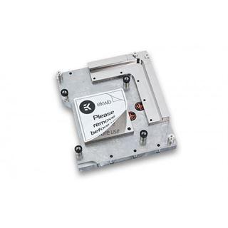 EK Water Blocks ASUS M8G Monoblock Acryl / Nickel CPU Kühler / Mosfet Kühler