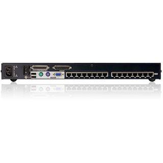 ATEN Technology KVM Switch ALTUSEN 16 Port PS2 KVM