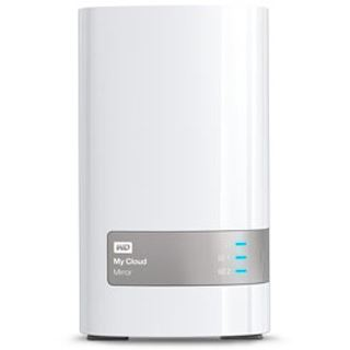 WD My Cloud Mirror 4 TB (2x 2000GB)