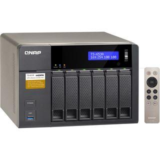QNAP Turbo Station TS-653A-4G ohne Festplatten