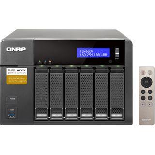 QNAP TS-653A-8G 6BAY 1.6 GHZ QC 8GB