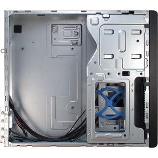 Inter-Tech IT-502 Desktop ohne Netzteil schwarz