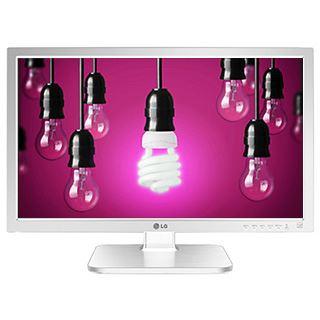 """23,8"""" (60,47cm) LG Electronics 24MB37PY-W Weiß 1920x1080 1xDisplayPort / 1xDVI / 1xVGA"""