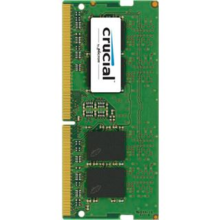 16GB Crucial CT16G4SFD8213 DDR4-2133 SO-DIMM CL15 Single