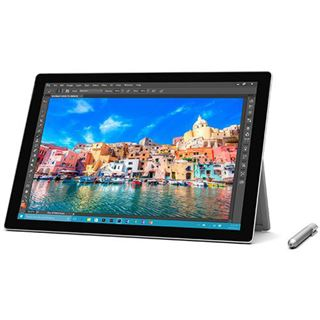 "12.3"" (31,24cm) Microsoft Surface Pro 4 WiFi / Bluetooth V4.0 512GB schwarz/grau"