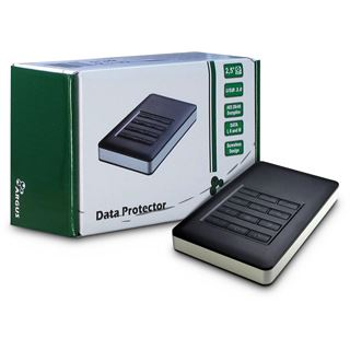 "Inter-Tech GD-25LK01 2.5"" (6,35cm) USB 3.0 schwarz"