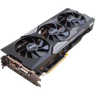 4GB Sapphire Radeon R9 FURY Nitro Aktiv PCIe 3.0 x16 (Full Retail)