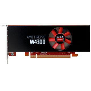 4GB Sapphire FirePro W4300 Aktiv PCIe 3.0 x16 (Full Retail)