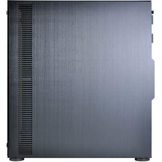 Lian Li PC-O8 mit Sichtfenster Midi Tower ohne Netzteil schwarz