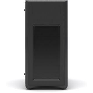 Phanteks Enthoo Pro M mit Sichtfenster vollflächig Midi Tower ohne Netzteil schwarz