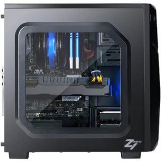 Zalman Z1 Neo Midi Tower ohne Netzteil schwarz