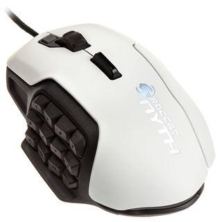 Roccat Nyth USB weiß (kabelgebunden)