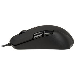 Roccat Kiro USB schwarz (kabelgebunden)