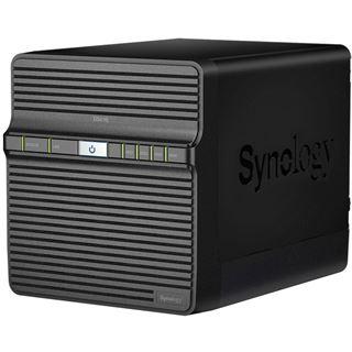 Synology DiskStation DS416j ohne Festplatten