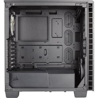 Corsair Carbide Quiet 400Q gedaemmt Midi Tower ohne Netzteil schwarz