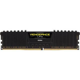 16GB Corsair Vengeance LPX schwarz DDR4-2400 DIMM CL14 Single