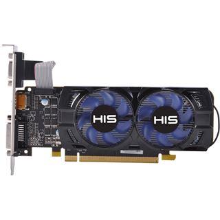 2GB HIS Radeon R7 250 iCooler Boost Clock Aktiv PCIe 3.0 x16 (Retail)