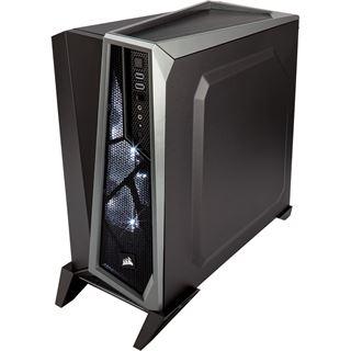 Corsair Carbide SPEC-ALPHA mit Sichtfenster Midi Tower ohne Netzteil schwarz/silber
