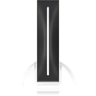 """ICY BOX IB-319StUS2-B 3.5"""" (8,89cm) eSATA / USB 2.0 schwarz"""