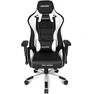 AKRacing ProX Gaming Chair weiß