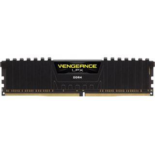 16GB Corsair Vengeance LPX schwarz DDR4-3200 DIMM CL16 Quad Kit