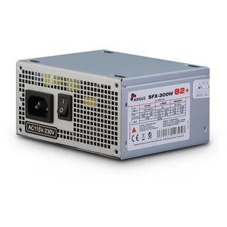 300 Watt Inter-Tech Argus SFX Non-Modular