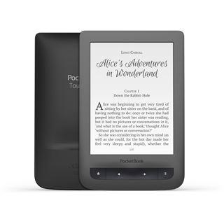 "6"" (15,24cm) Pocketbook Touch Lux 3 dunkelgrau"