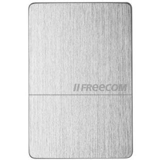 "2000GB Freecom Mobile Drive Metal 56368 2.5"" (6.4cm) USB 3.0 silber"