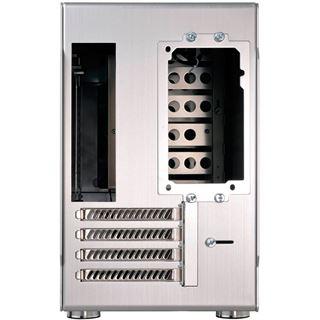 Lian Li PC-M25 A Mini Tower ohne Netzteil silber