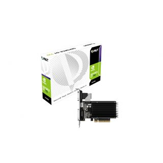 1GB Palit GeForce GT 710 Passiv PCIe 2.0 x 8 (Retail)