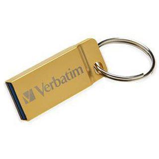 64 GB Verbatim Metal Executive gold USB 3.0
