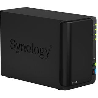 Synology DiskStation DS216+ ohne Festplatten