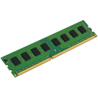 4GB Kingston DDR3-1333 DIMM CL9 Single