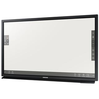 "82"" (208,28cm) Samsung Smart Signage DM82E-BR schwarz 1920x1080 1xDP / 3xHDMI / 2xKomponenten / 1xVGA / Component-Eingang (Y/Pb/Pr) / DVI"
