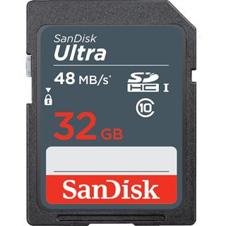 32 GB SanDisk Ultra SDHC Class 10 Retail