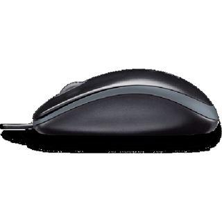 Logitech Desktop MK120 Franzoesisch USB schwarz