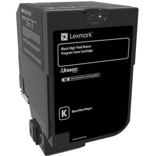 Lexmark Toner Rück. CS72x/ schwarz (74C2HK0)