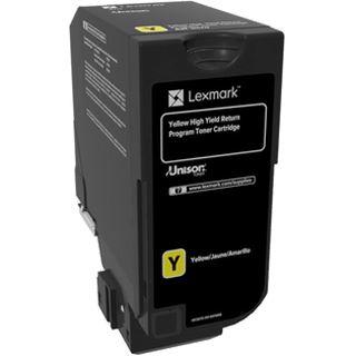 Lexmark Toner Rück. CX725 gelb