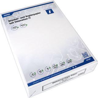 Innovation IT Drucker- und Kopierpapier A4 80g/qm 500 Blatt I.IT