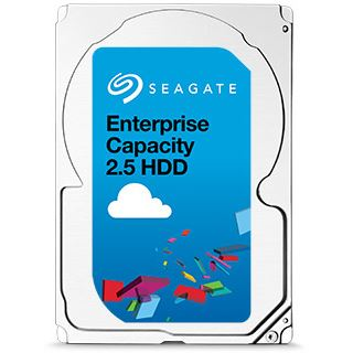 "2000GB Seagate Enterprise Capacity 2.5 4Kn SED ST2000NX0323 128MB 2.5"" (6.4cm) SAS 12Gb/s"