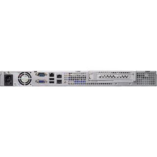 ASRock 1U12LW-C2550 Storage-Barebone 1U Intel Atom C2550