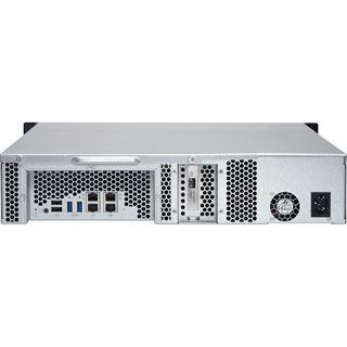 QNAP Turbo Station TS-1263U-4G ohne Festplatten